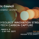 Energy Source Innovation Stream - Nanotech Carbon Capture with Claude Letourneau